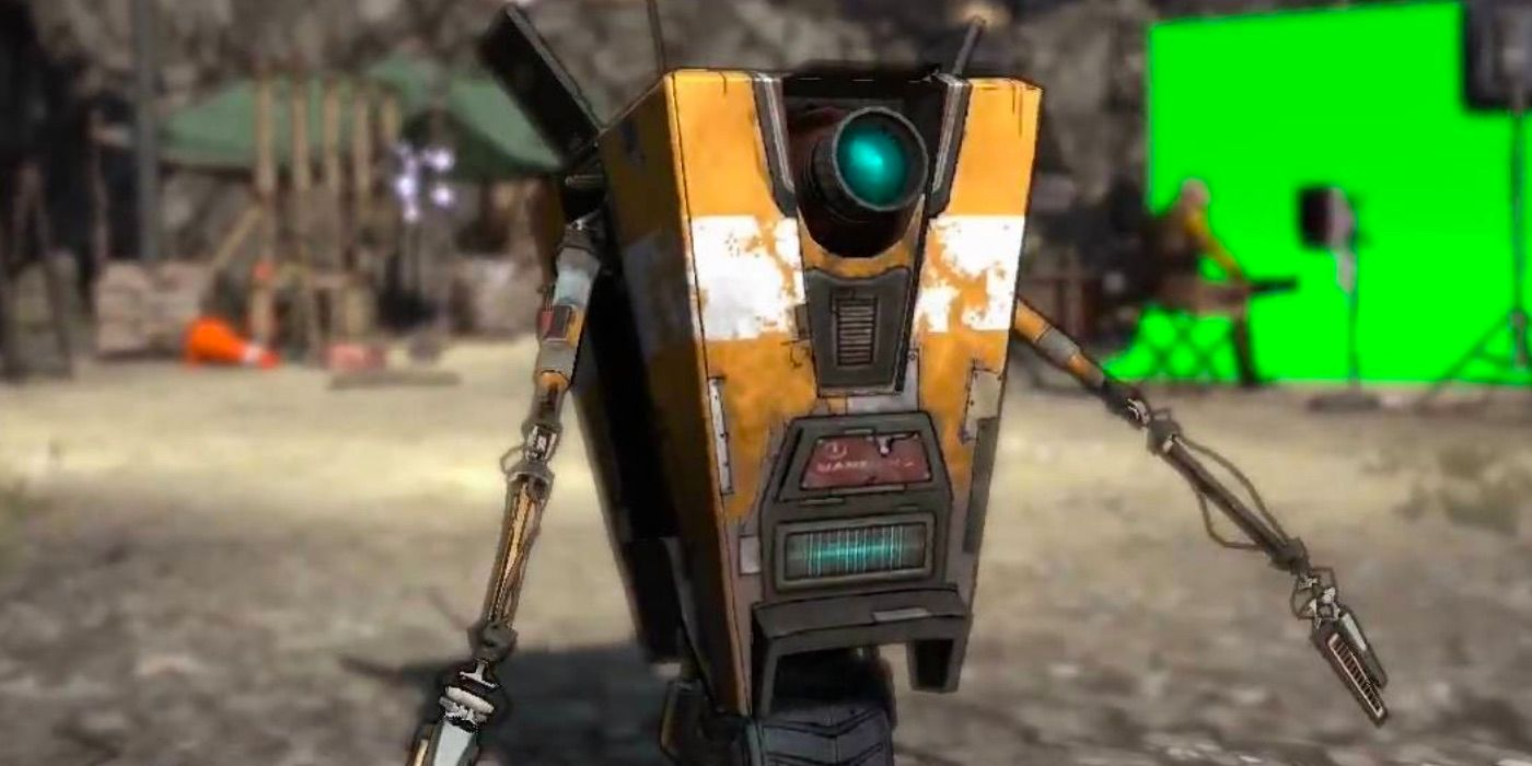 Gearbox Wants The Rock to Voice Claptrap in Borderlands Movie