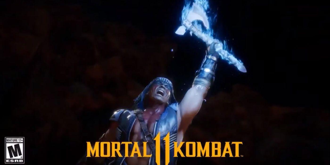 Mortal Kombat 11 Nightwolf Release Date Leaked on Nintendo