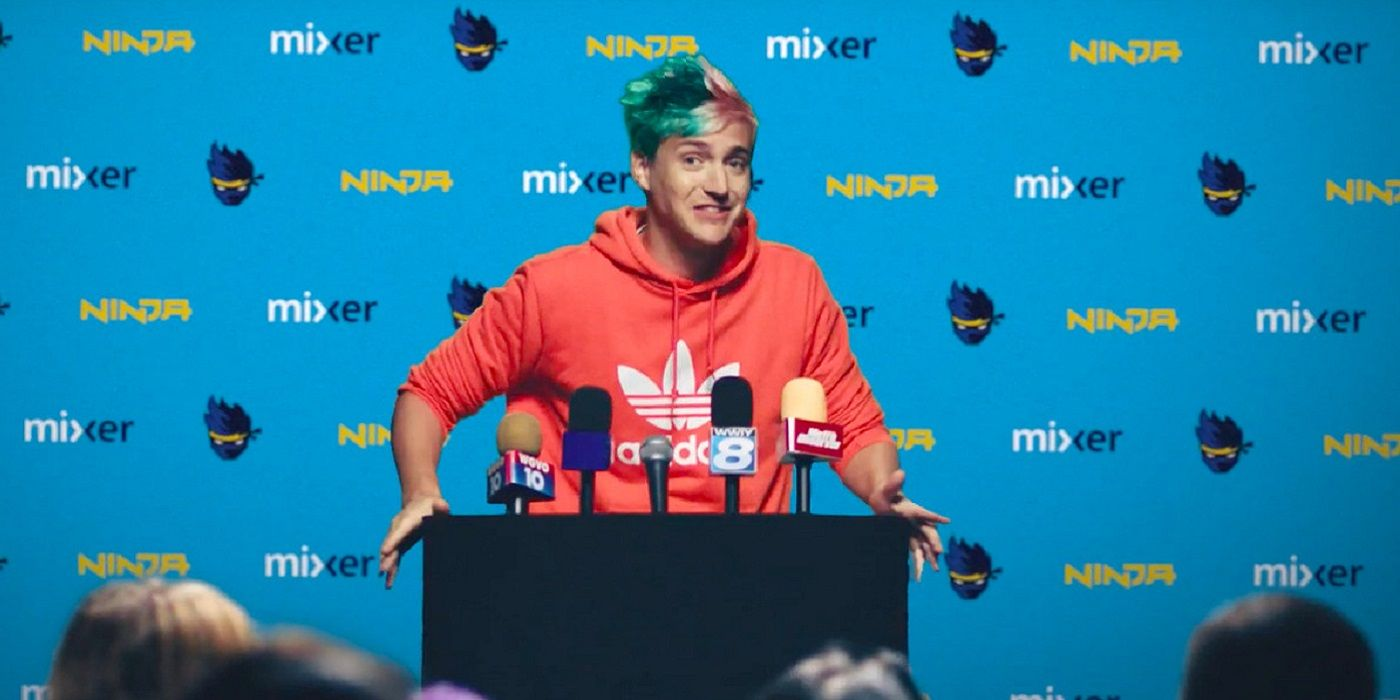 Twitch Streamer Ninja One Of The Biggest Names In Fortnite Is