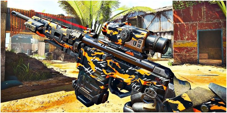 Call Of Duty: The 10 Strongest Weapons In The Entire Franchise, Ranked
