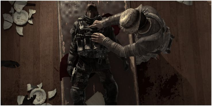 Call of Duty: Captain Price's 10 Most Badass Moments In The