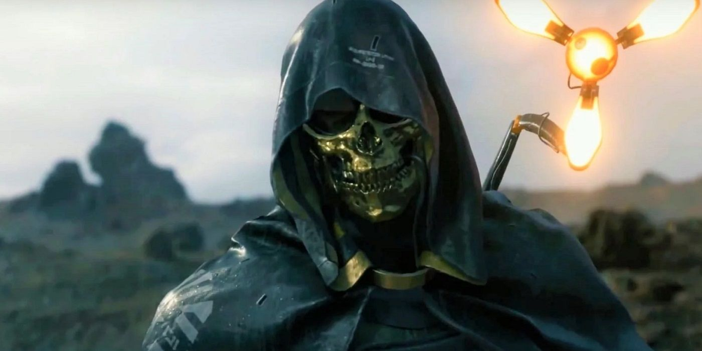 Hideo Kojima Blames Bad Death Stranding Review Scores on Americans Liking First-Person Shooters