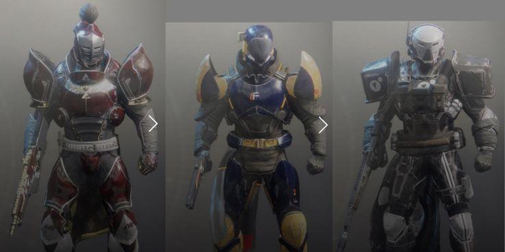 The 5 Best Armor Sets In Destiny 2: Forsaken (& The 5 Worst)
