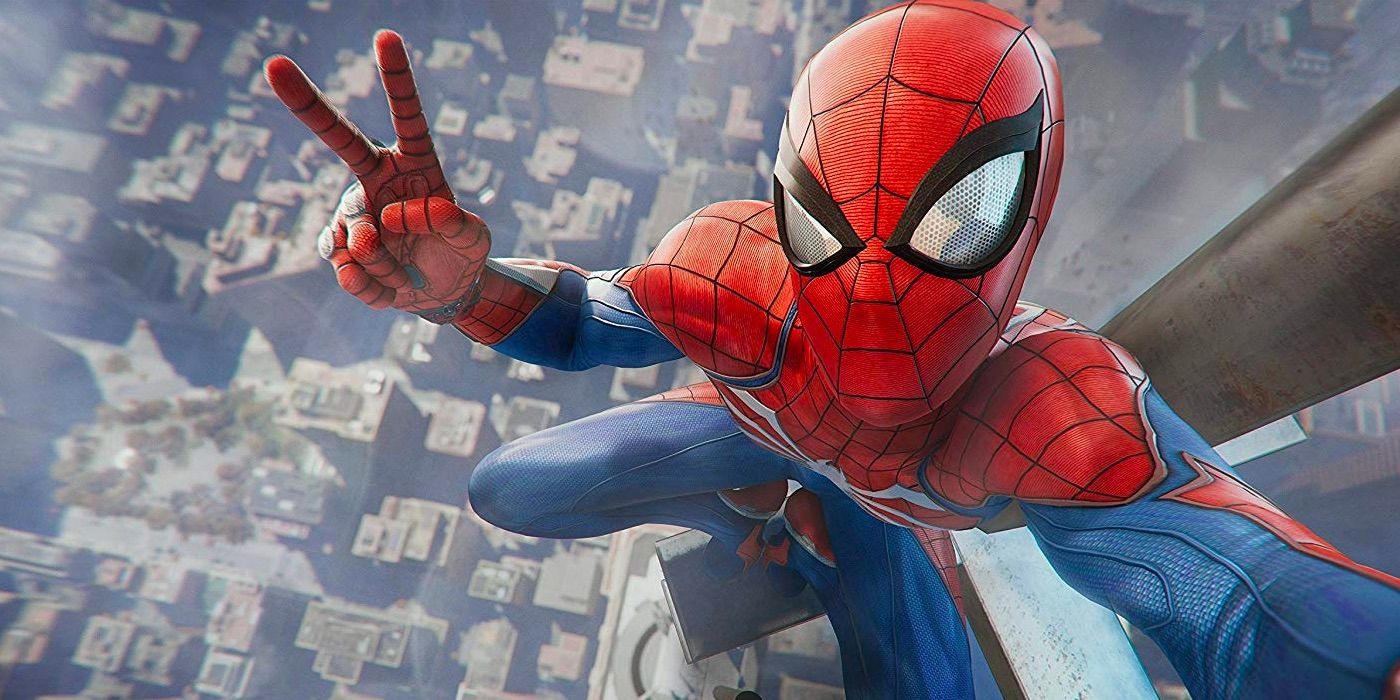 Marvel's Spider-Man PS4 Getting Game of the Year Edition?