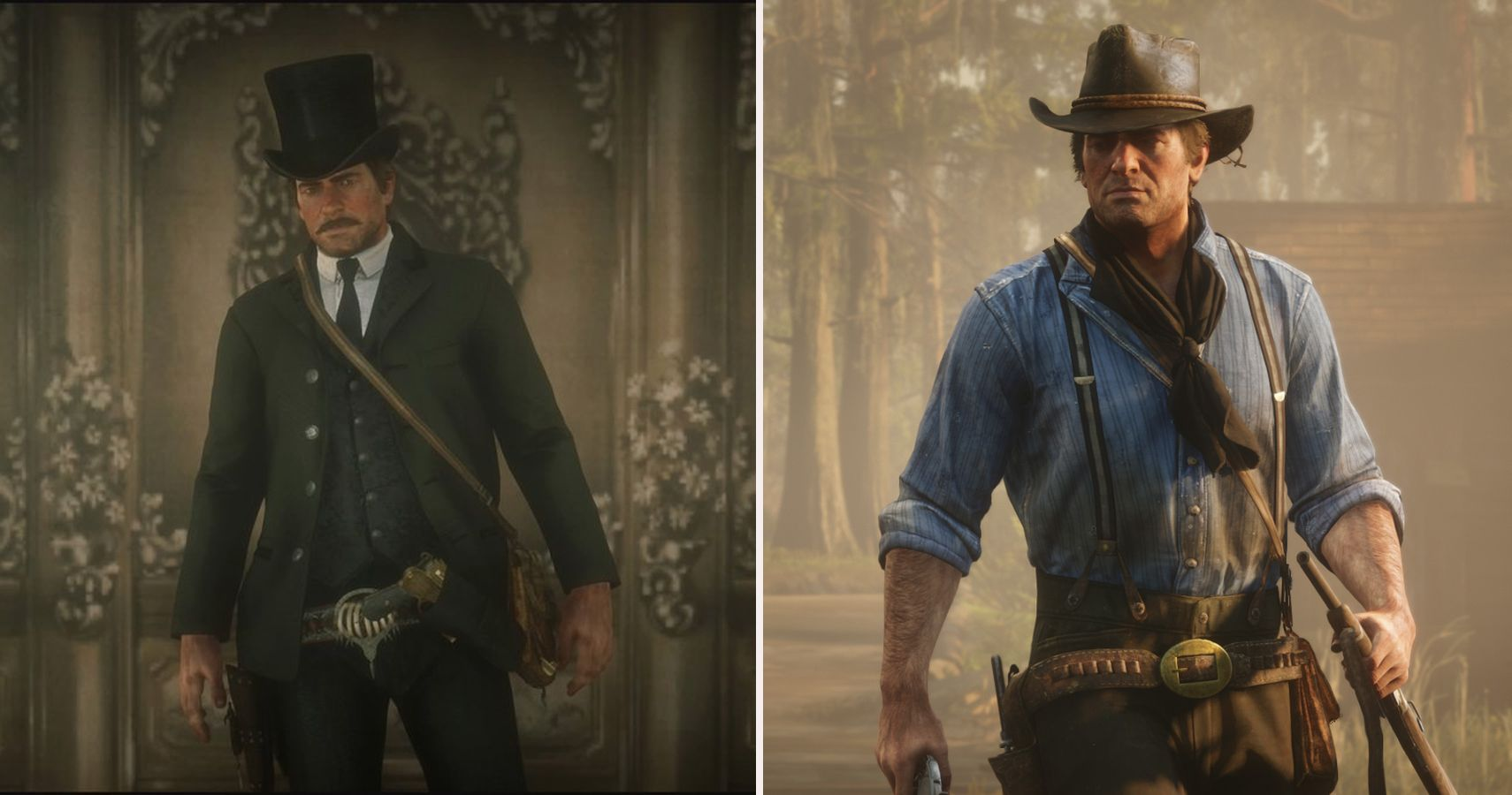 The 2222 Best Outfits In Red Dead Redemption 22 (& The 22 Worst)