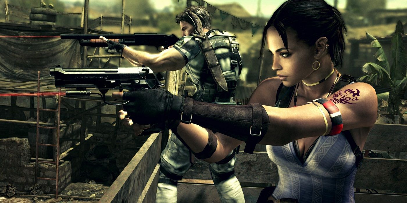 Resident Evil 5 And 6 Have Performance Issues On Switch
