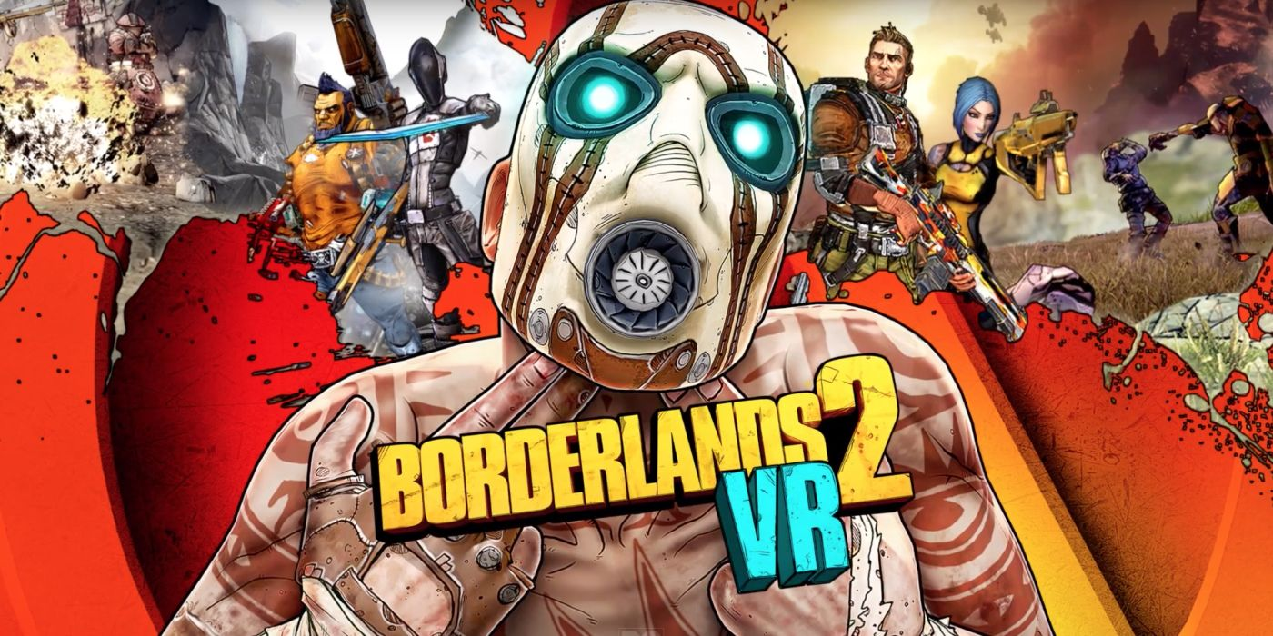 Borderlands 2 VR Coming to PC | Game Rant