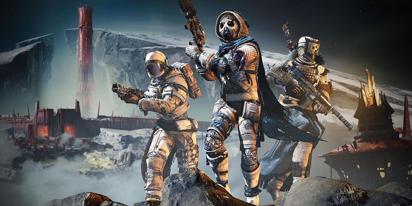 New Destiny 2: Shadowkeep Hunter Exotic Revealed