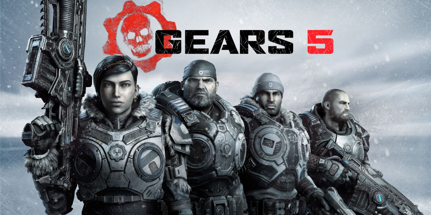 Xbox Series X Comparison Screenshots Show Upgraded Gears 5 Graphics