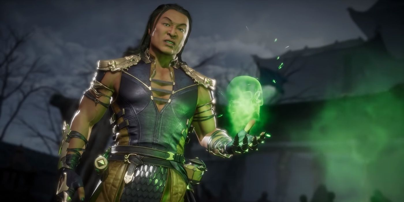 Mortal Kombat 11 Dlc Leak Reveals All Kombat Pack Characters
