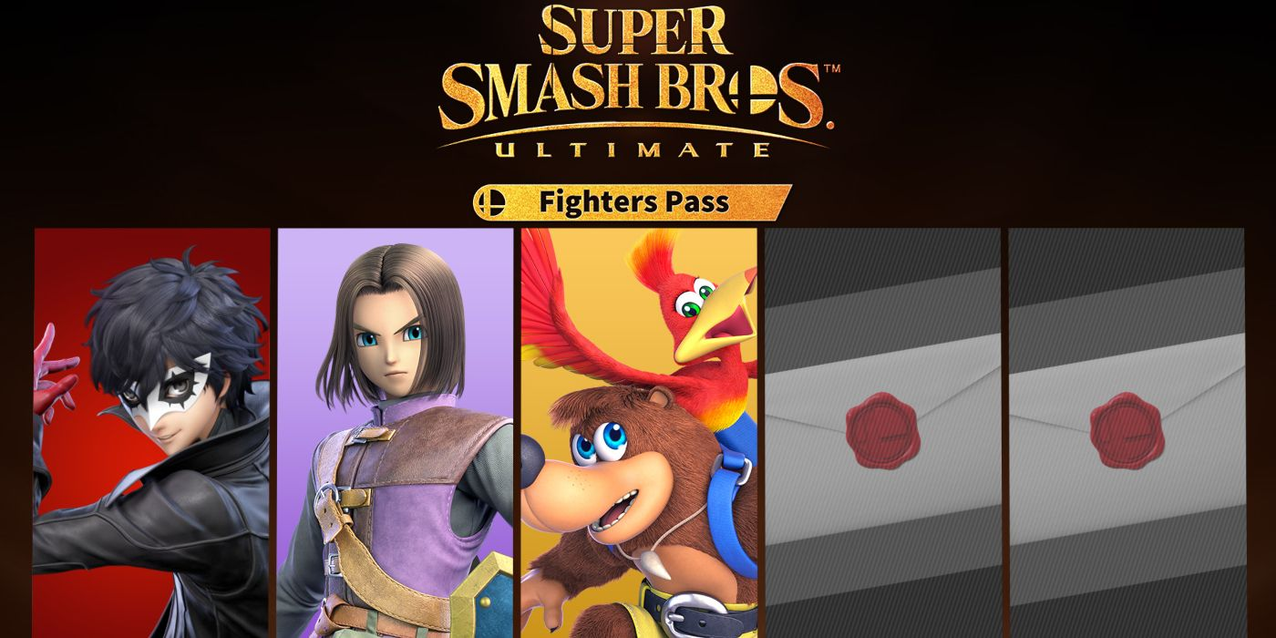 Super Smash Bros Ultimate Leak Reveals Next Dlc Fighter