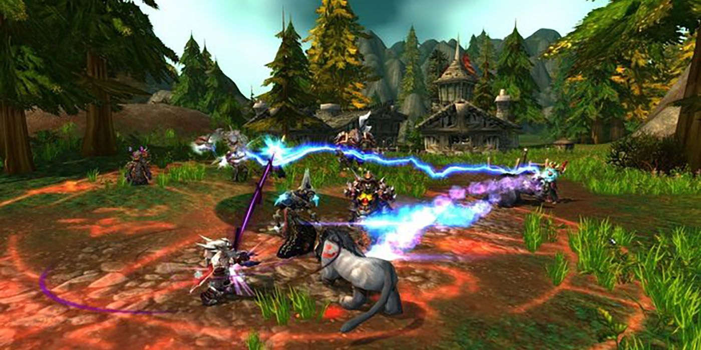 World of Warcraft Classic: Best PvP Classes | Game Rant