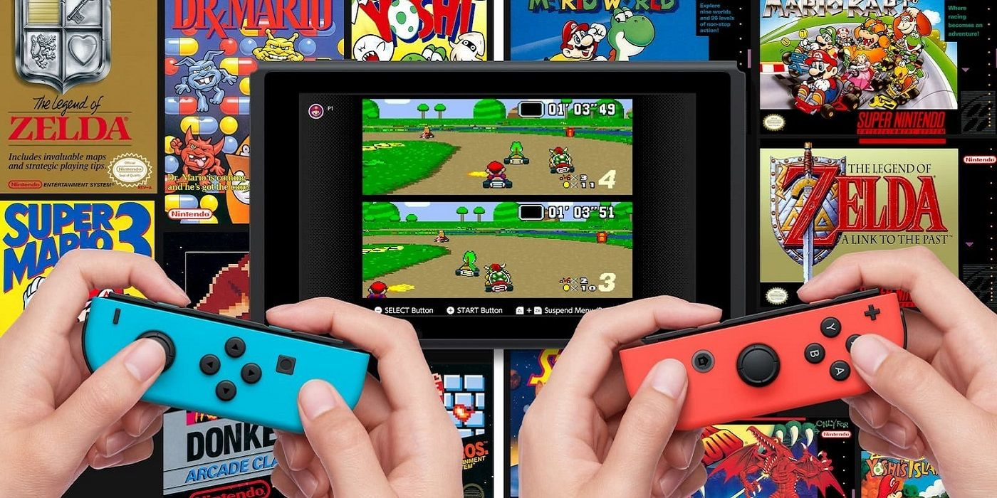 10 SNES Games Missing From Nintendo Switch Online (That