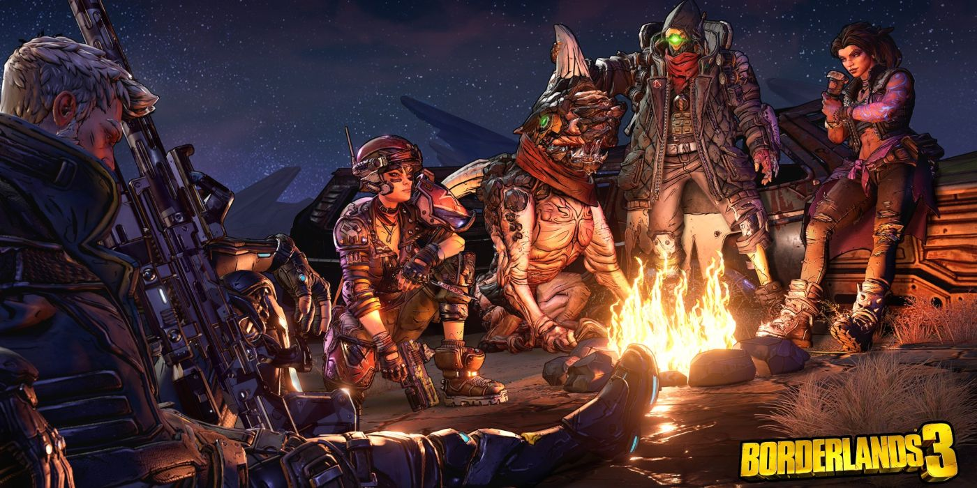 Terminally Ill Borderlands 3 Superfan Spends Final Days Playing Sequel