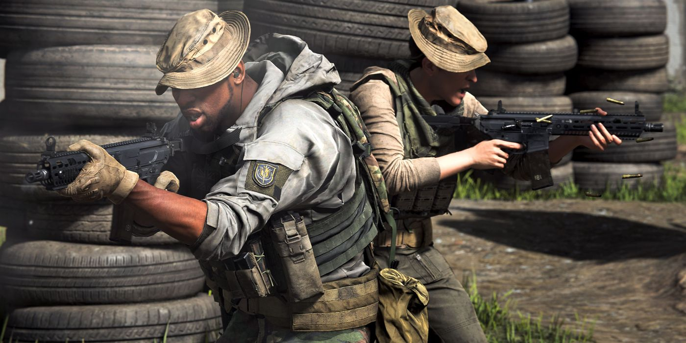 Call of Duty: Modern Warfare Beta Adds Gunfight with Three Maps
