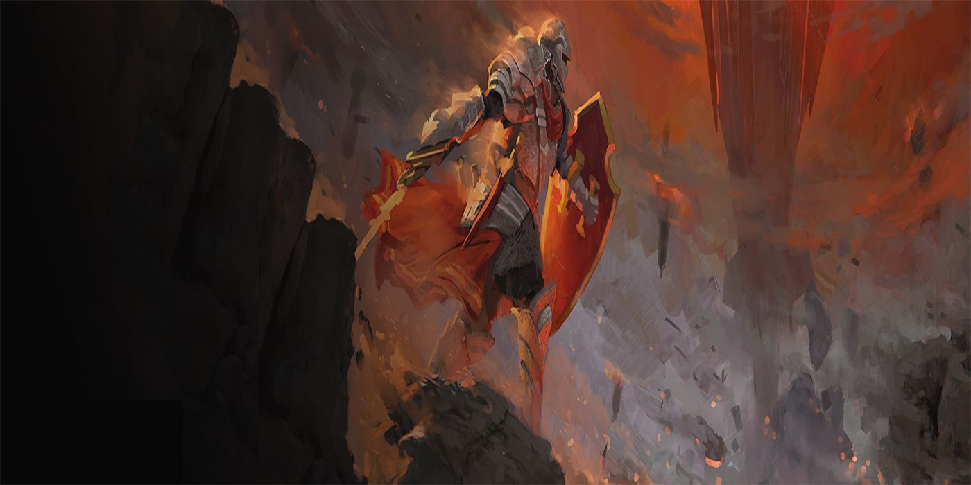Dungeons and Dragons: Easiest Classes For New Players | Game Rant