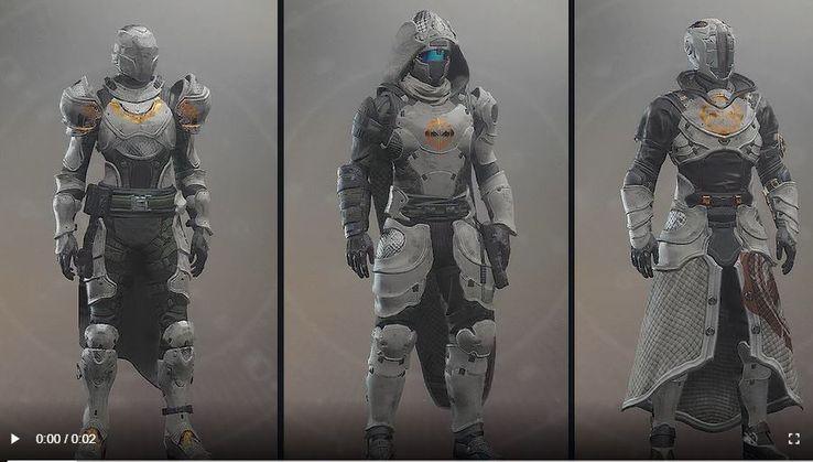 Every Destiny 2: Shadowkeep Armor Set Revealed | Game Rant