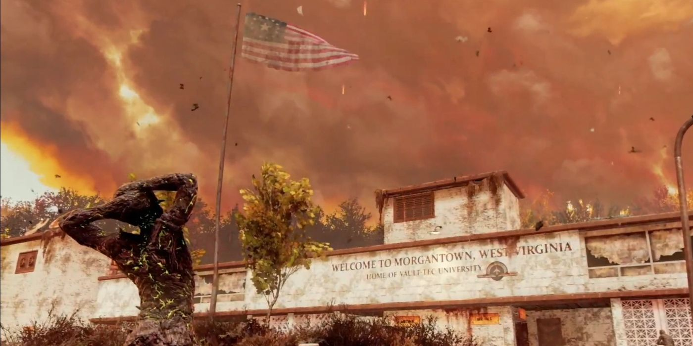 Fallout 76 Adding New Battle Royale Map for Nuclear Winter