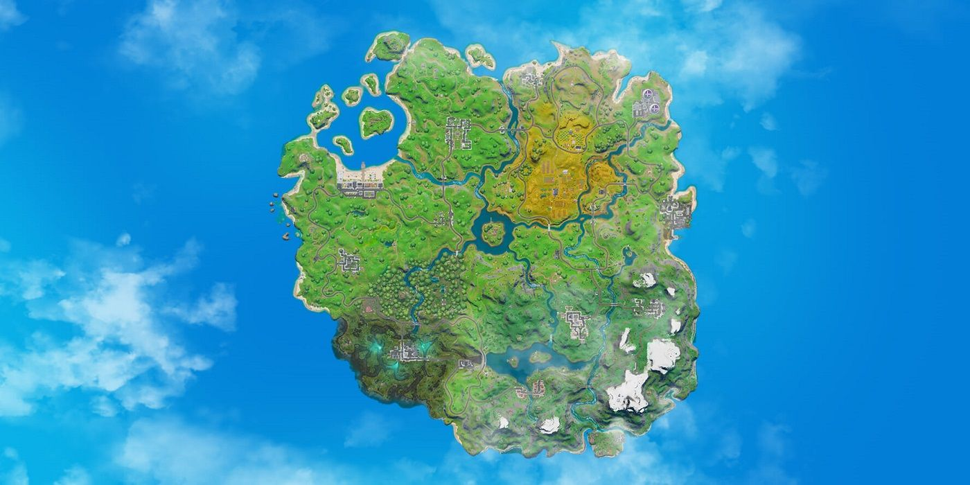Fortnite New World Challenges Where To Find 10 Landmarks