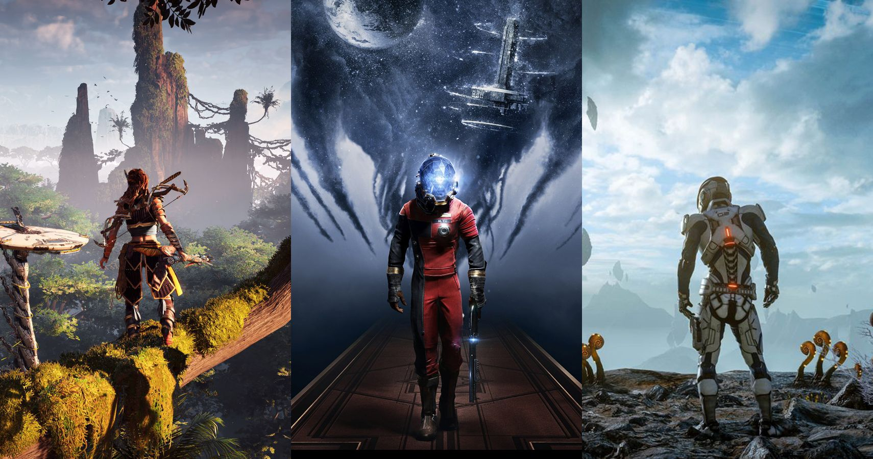 10 Sci-Fi Games To Play If You Loved Horizon Zero Dawn
