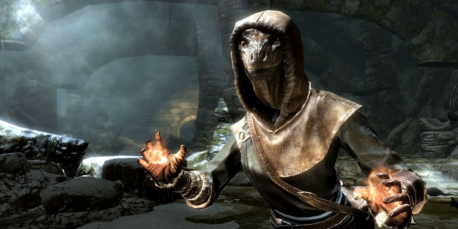 How Playing an Argonian in The Elder Scrolls 6 Will Likely Differ From Skyrim