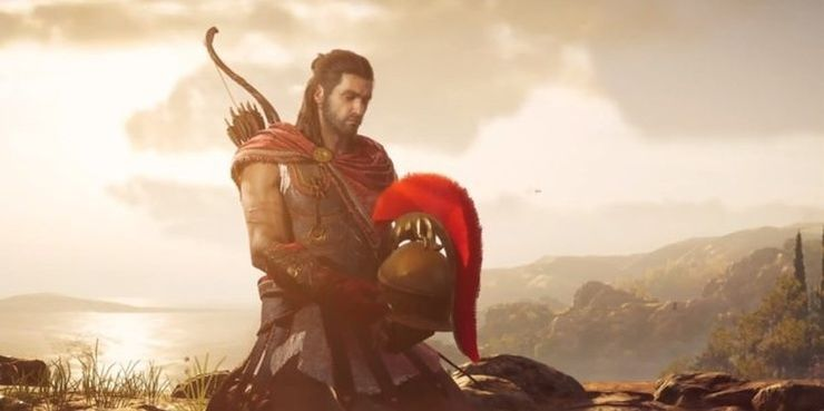 Assassin S Creed Odyssey 5 Reasons To Play As Alexios 5 To