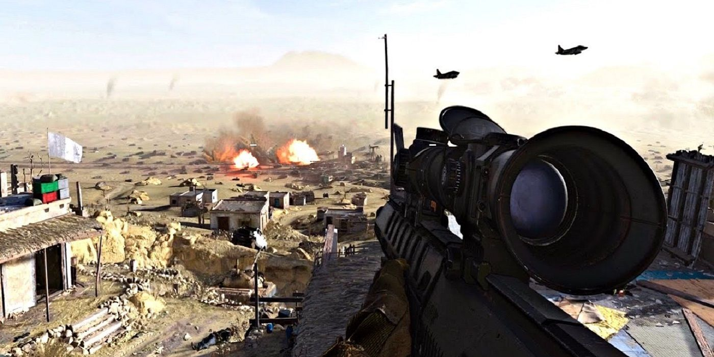 Call of Duty: Modern Warfare is Getting Review Bombed