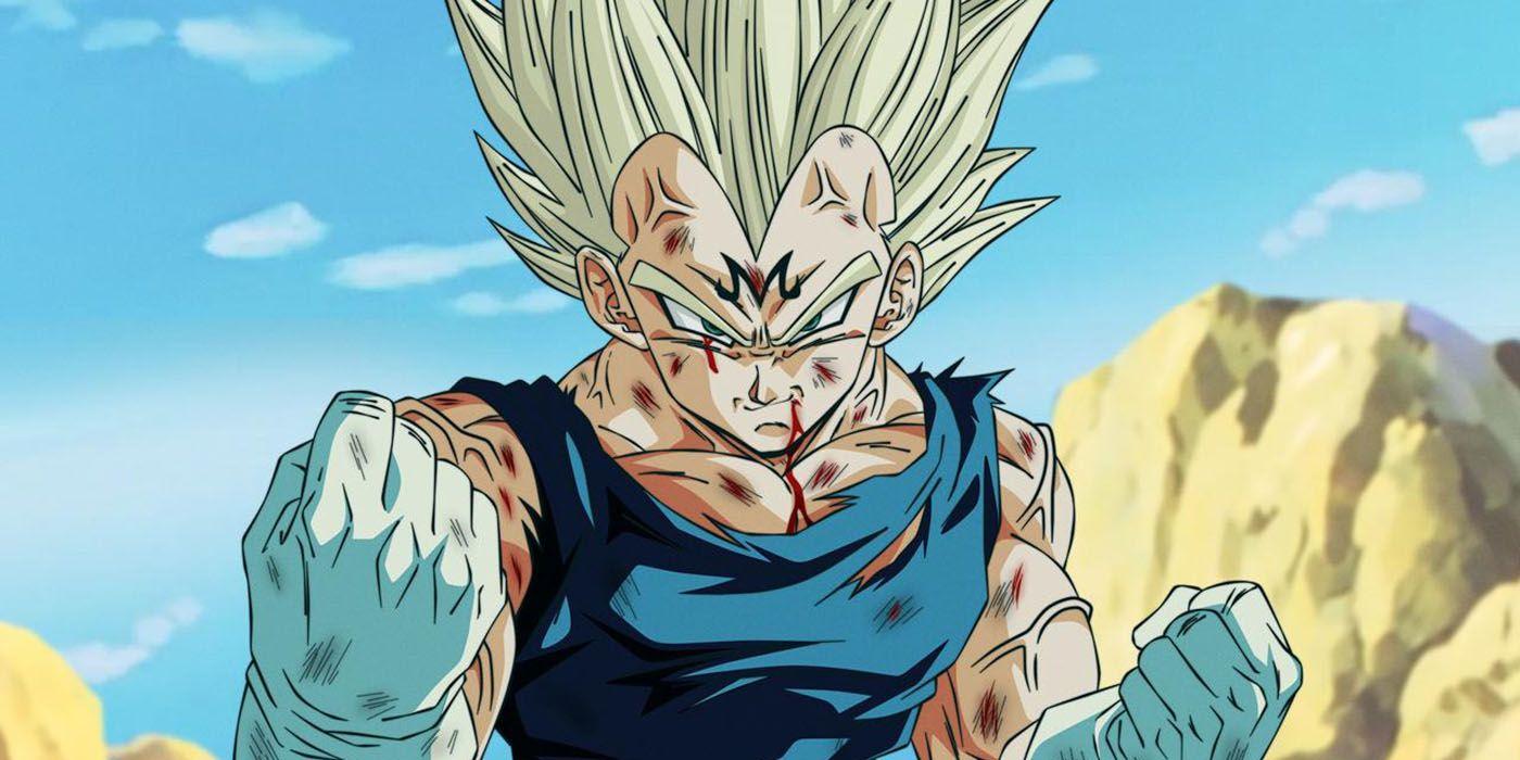 Dragon Ball Z: Kakarot Reveals Majin Vegeta's Super Saiyan 2 Form