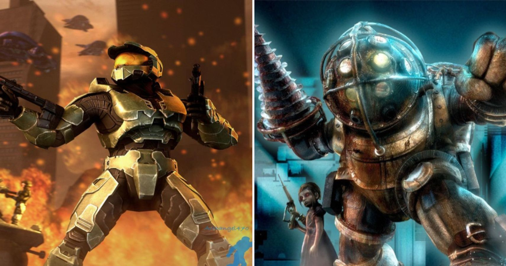 The 10 Best First Person Shooter Games (According To Metacritic)