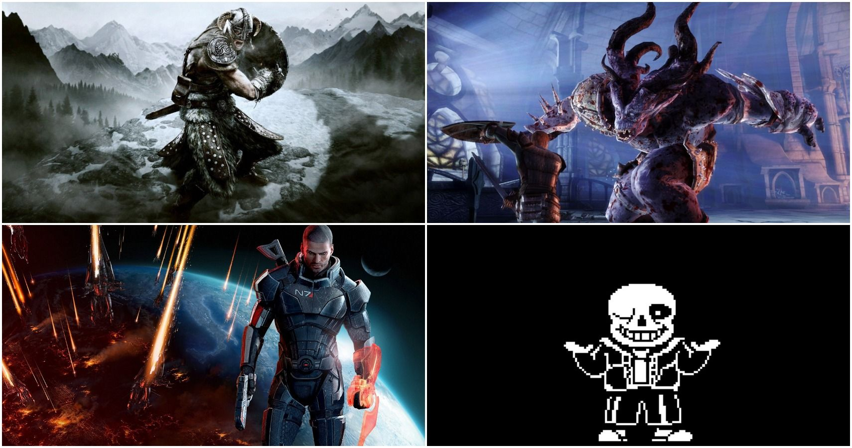 The 10 Best Rpgs Of The Last Decade According To Metacritic
