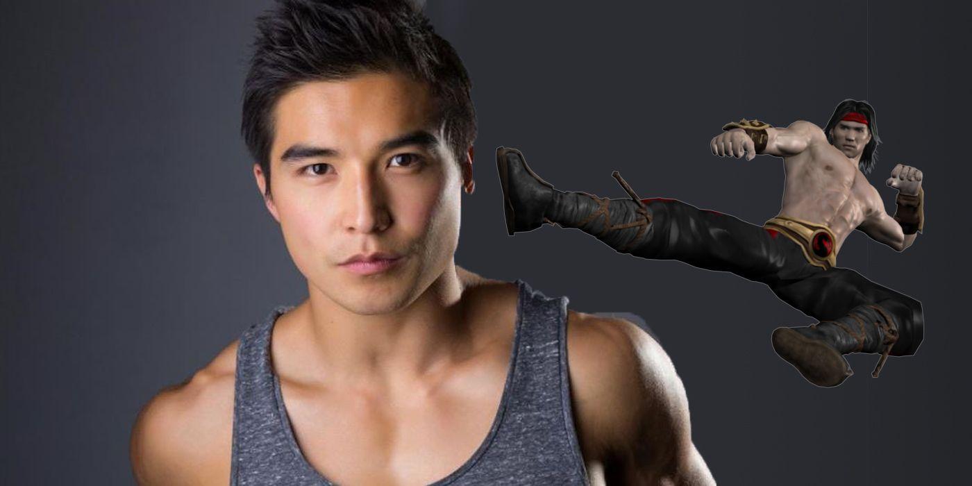 Mortal Kombat Movie Reboot's Liu Kang Shows Off Training Video