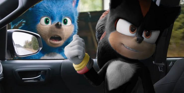 Sonic The Hedgehog Fan Shows How Shadow Would Look In The Movie