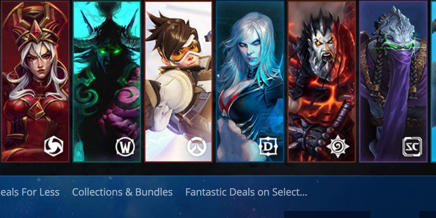 Blizzard Black Friday Sale Offers Crazy Deals On Wow Diablo And Overwatch
