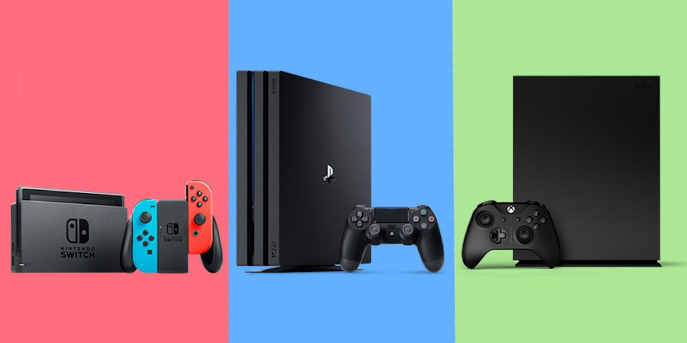 Every Black Friday Console Deal Available Right Now Game Rant