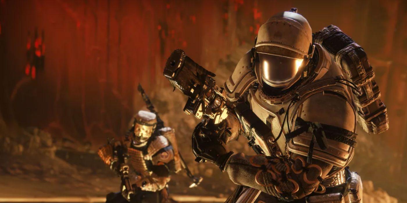 Destiny 2 Finally Fixes Broken Exotic Weapon Quest