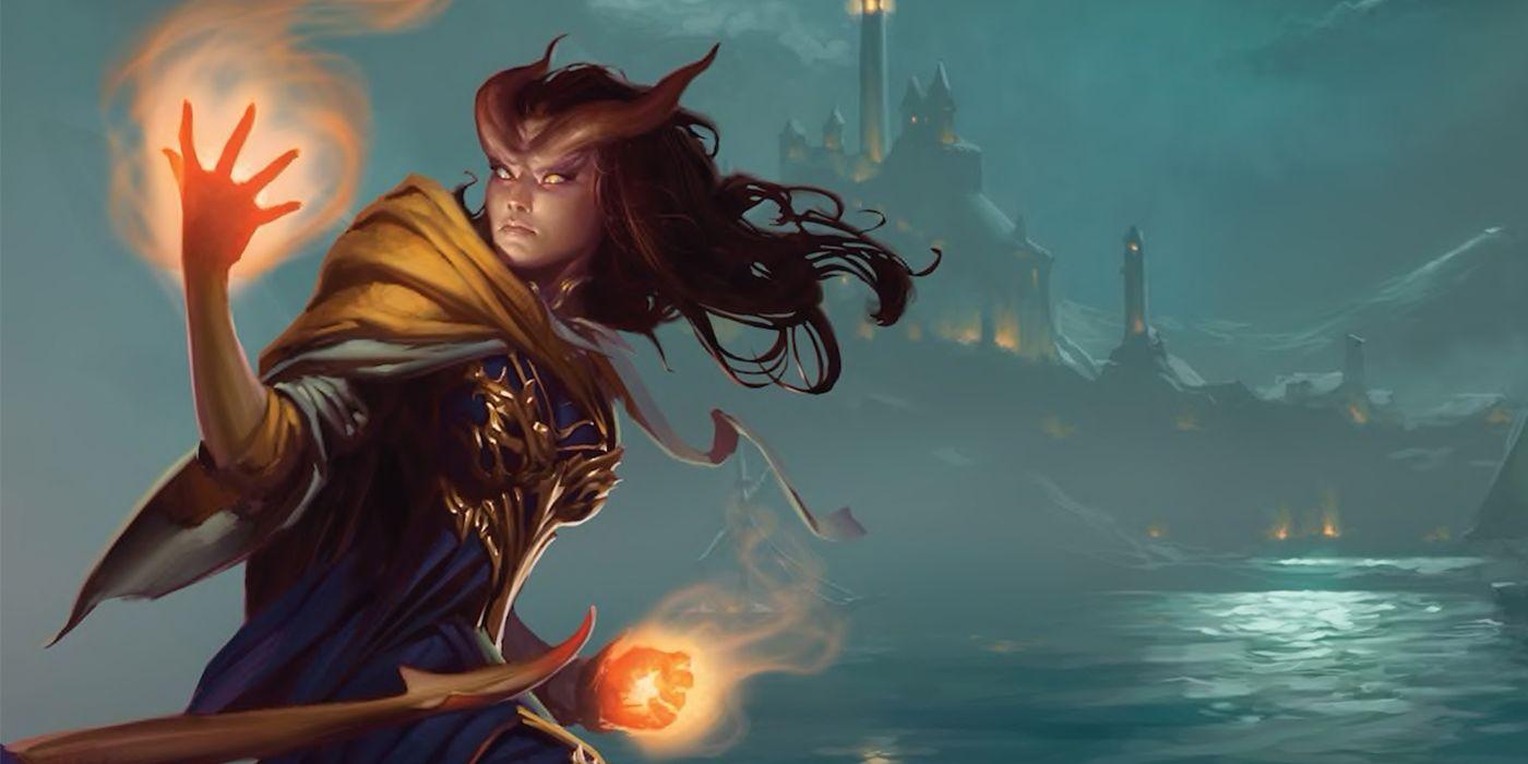 Aasimar Sorcerer dungeons & dragons: best sorcerer builds | game rant