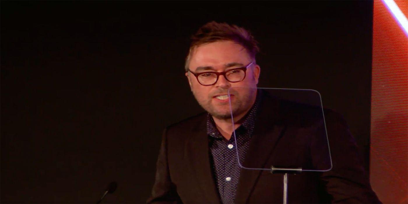 Game Award Presenter Roasts Activision Blizzard