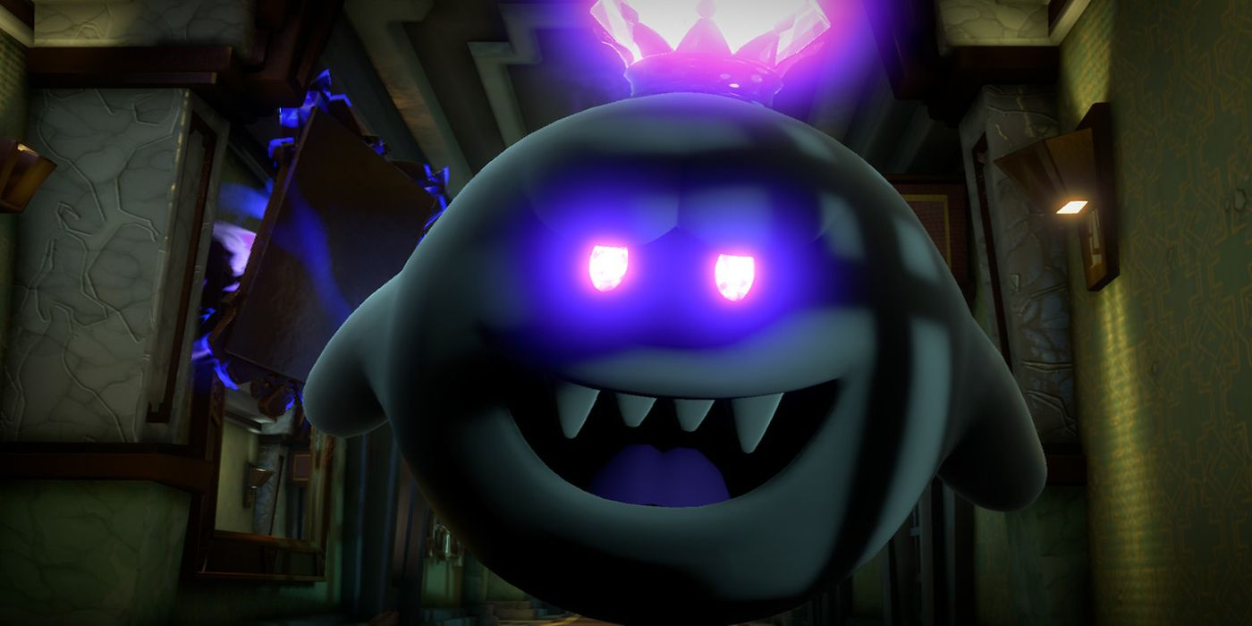 Luigi S Mansion 3 How To Find Boos Game Rant