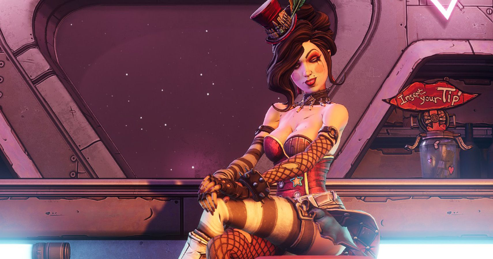 Borderlands 3: 10 Weird Facts You Didn't Know About Moxxi