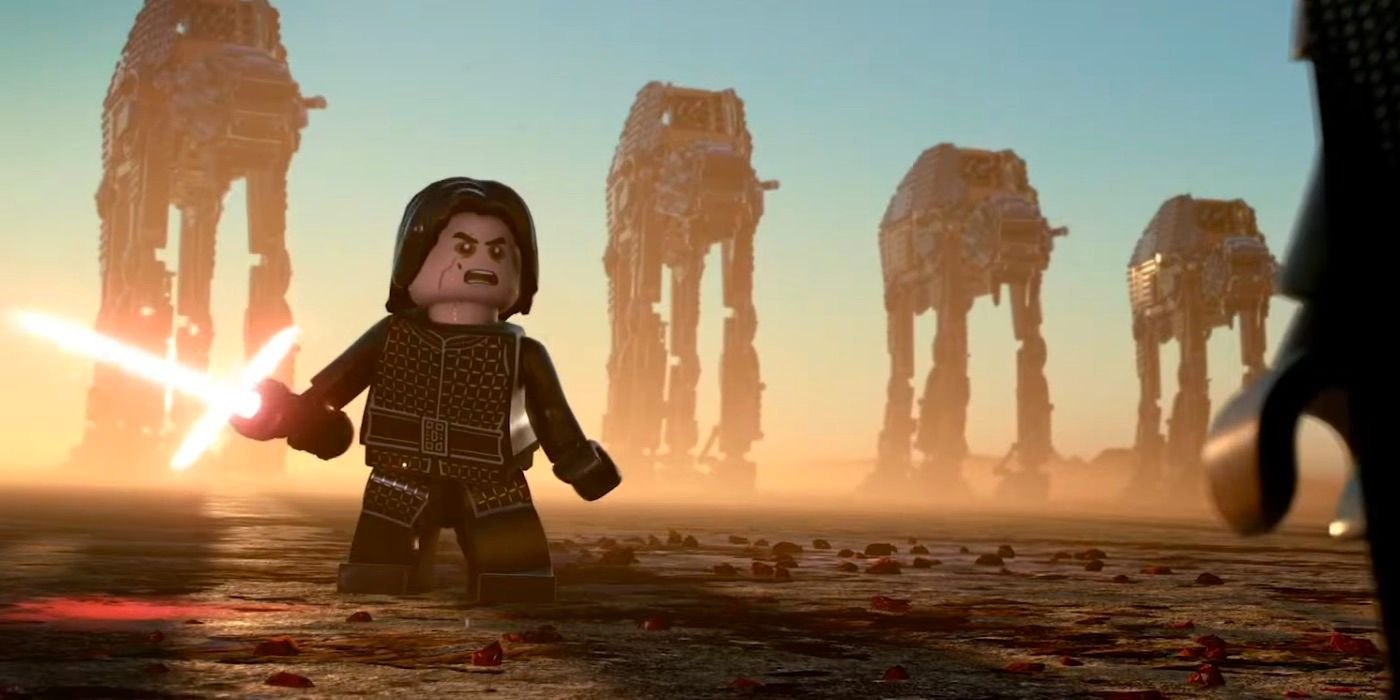 Lego Star Wars The Skywalker Saga Trailer Features Last Jedi Rise Of Skywalker Scenes