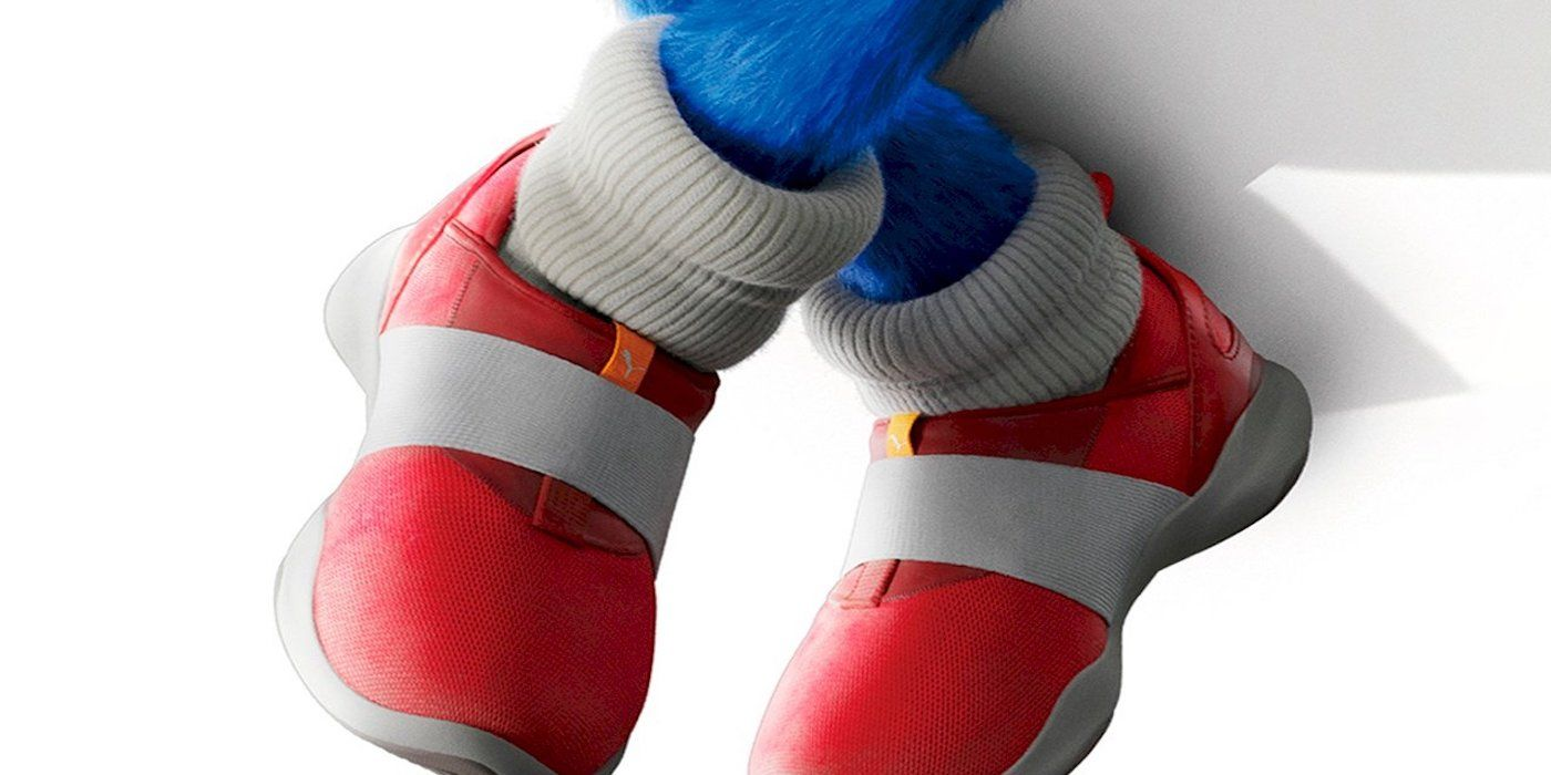 Sonic The Hedgehog Movie May Not Feature His Shoes Game Rant