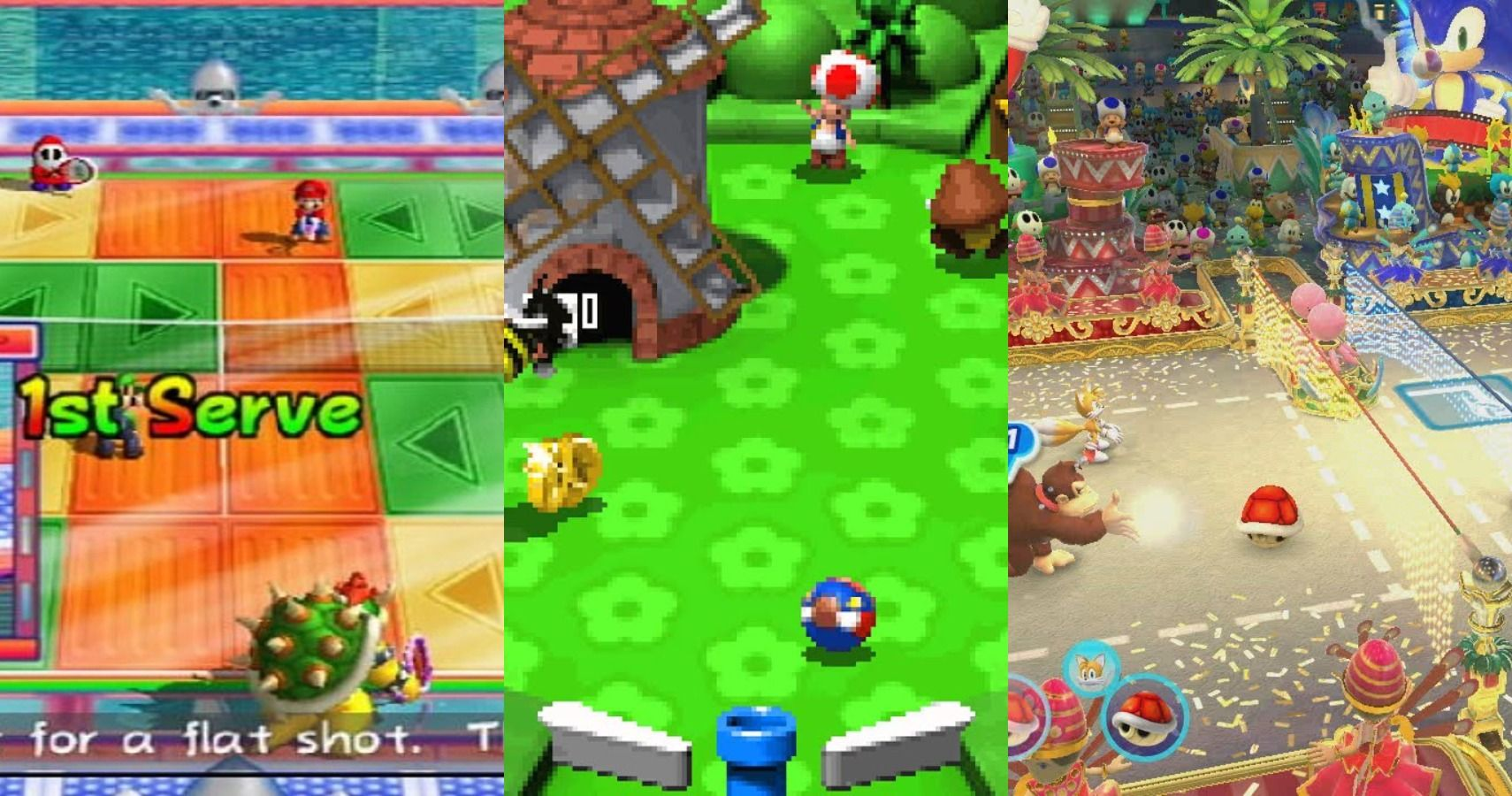 The 15 Worst Mario Games Of All Time (According To Metacritic)