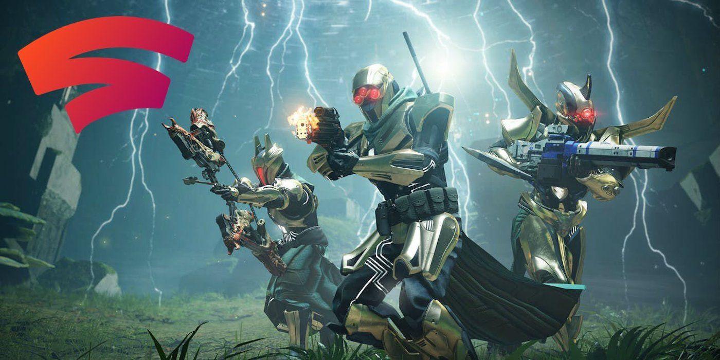 jugar gratis Destiny 2 Stadia