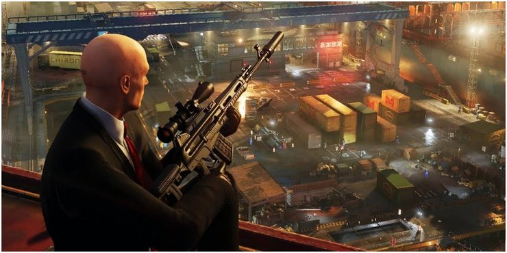 10 Best Sniper Games Game Rant