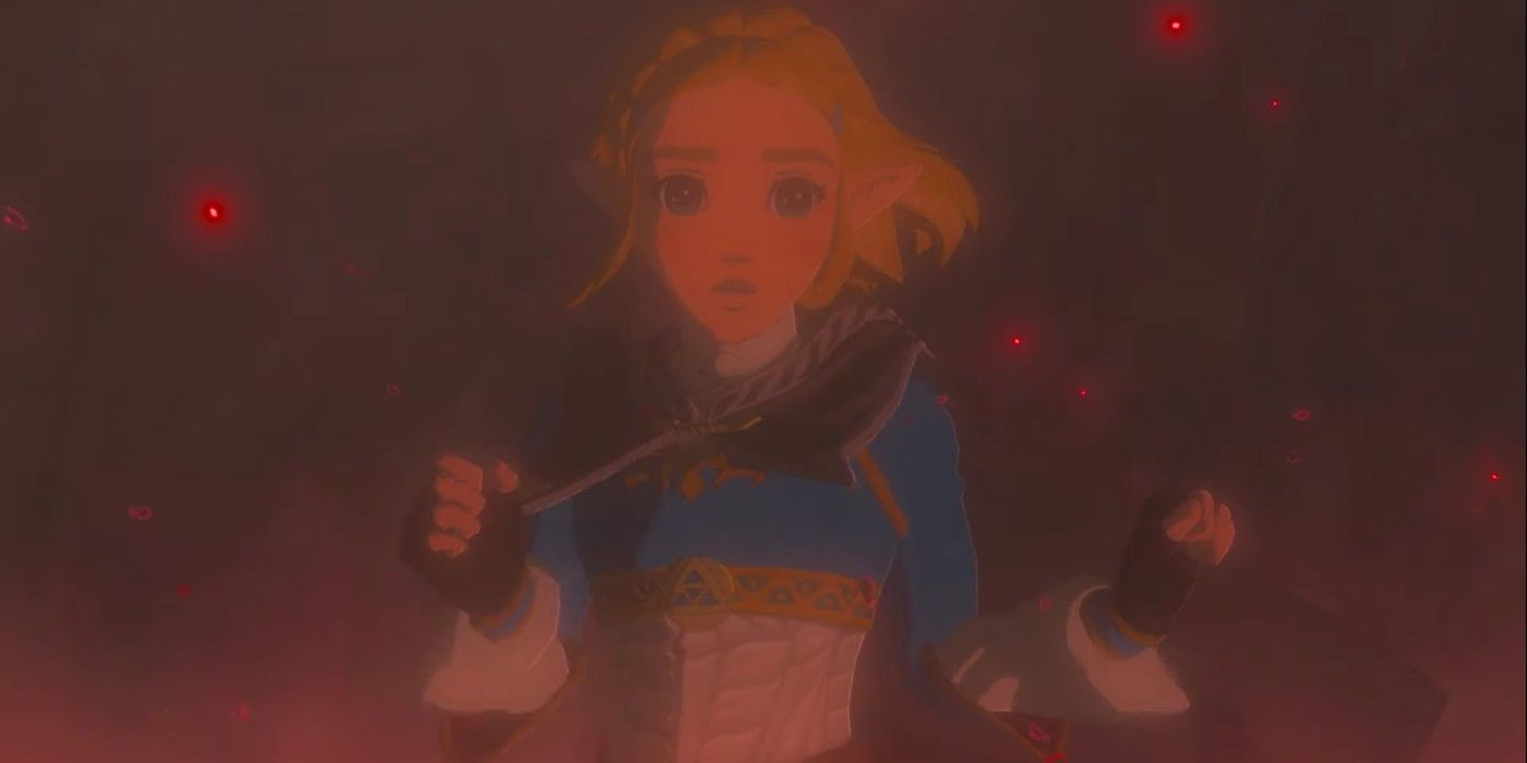 Nintendo Shares Zelda Breath Of The Wild Sequel Images From Behind The Scenes