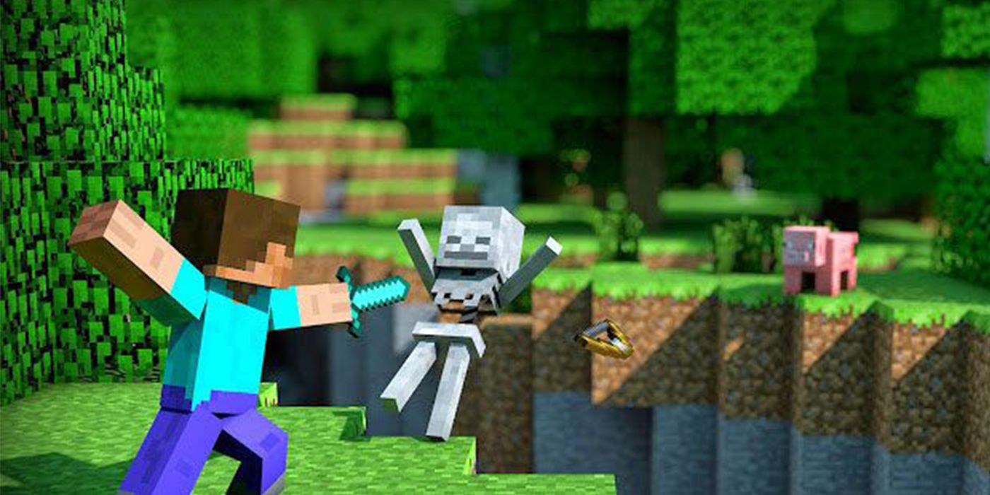 Minecraft Ps4 Update Finally Adds Long Awaited Feature