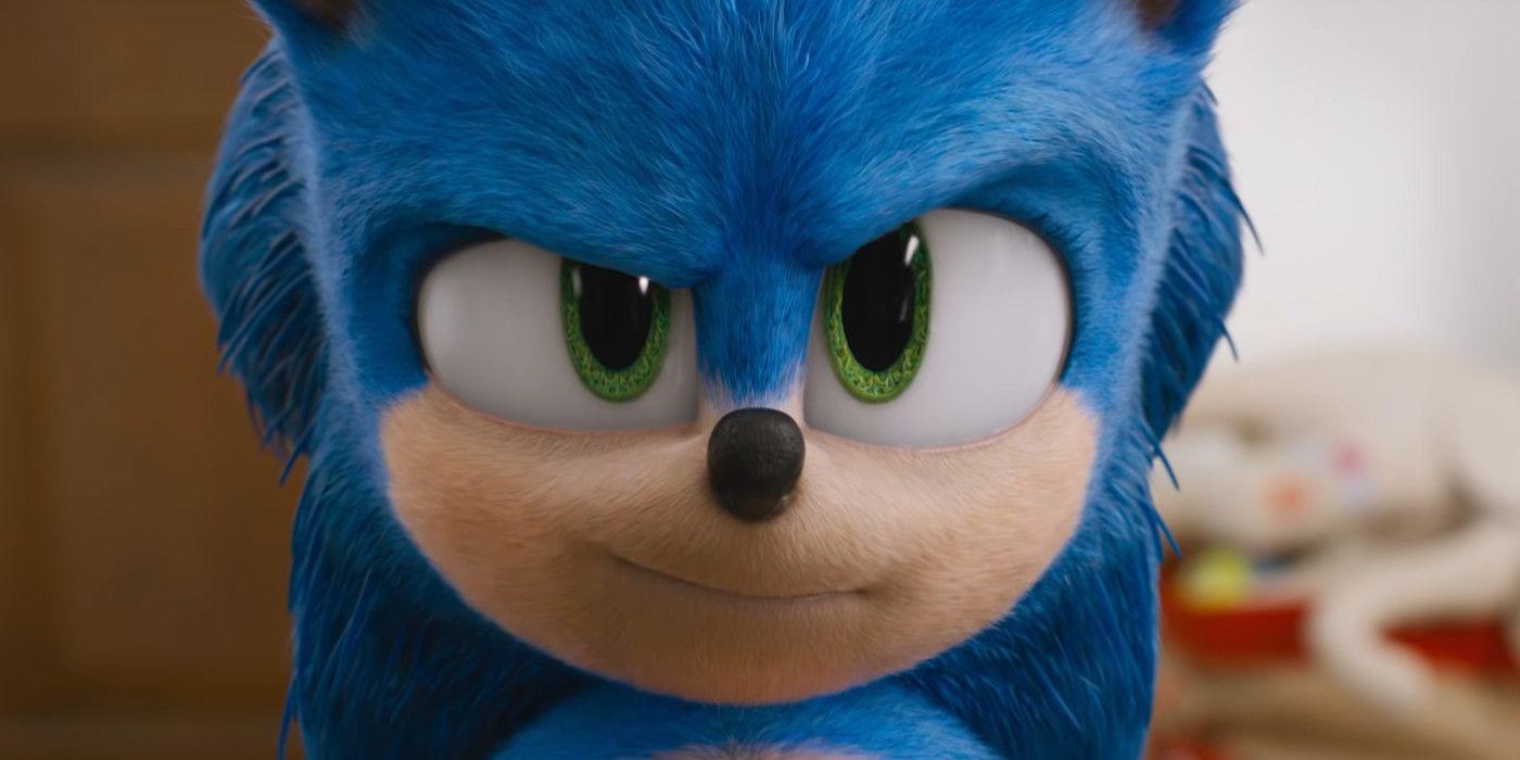 Eddie Murphy Creates Horrifying Sonic The Hedgehog Cake On