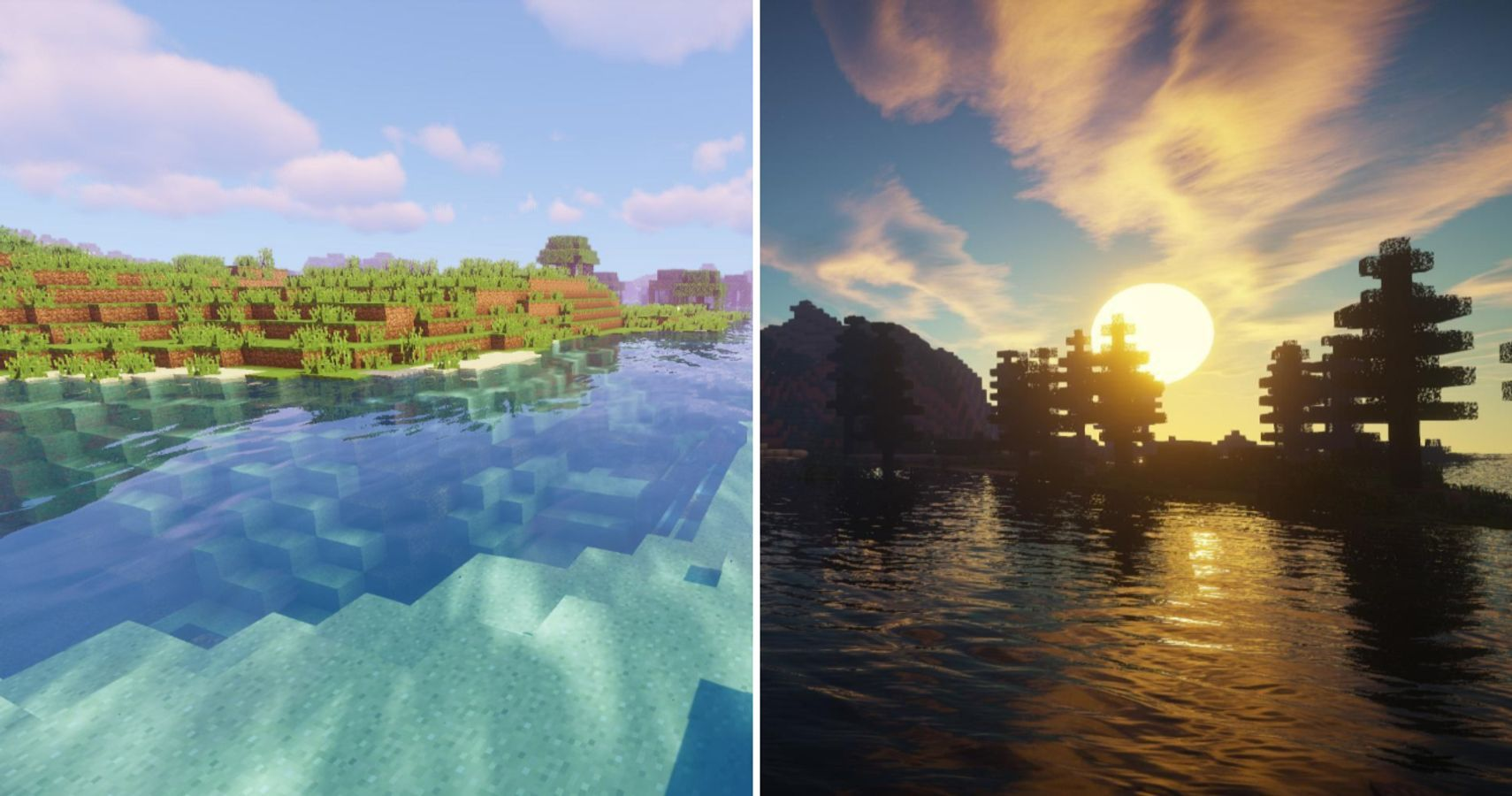 12 Best Minecraft Shaders (12)  Game Rant