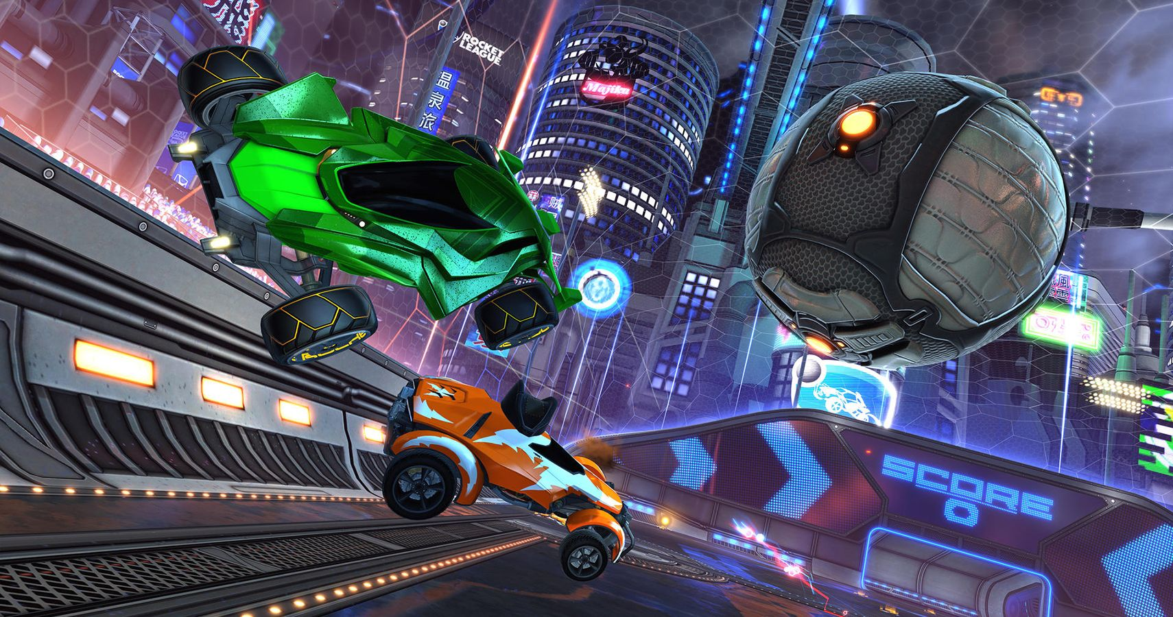 The 10 Best Arenas In Rocket League Ranked Game Rant