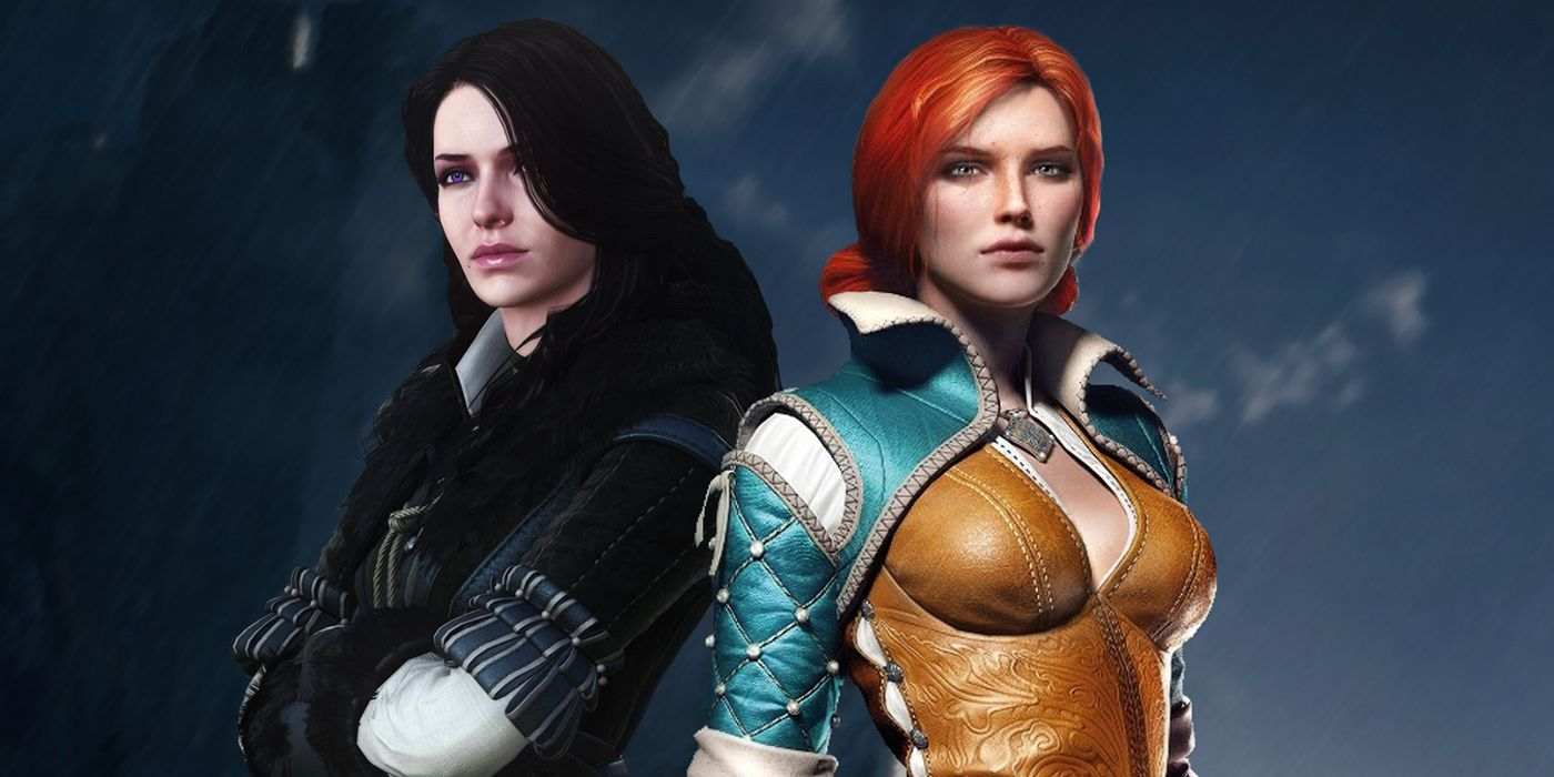 The Witcher Cosplay Shows Triss Merigold Preparing for Vegelbud Ball